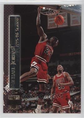 1996-97 Topps Stadium Club Shining Moments #SM 2 - Michael Jordan