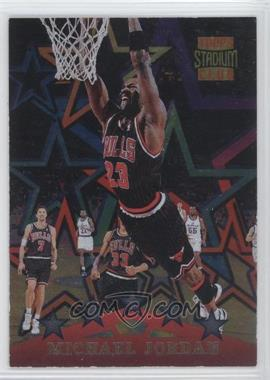 1996-97 Topps Stadium Club Special Forces #SF 4 - Michael Jordan