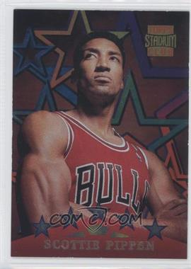 1996-97 Topps Stadium Club Special Forces #SF 6 - Scottie Pippen