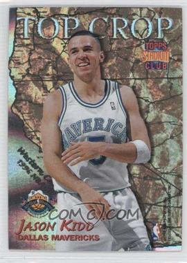1996-97 Topps Stadium Club Top Crop #TC 12 - Jason Kidd, Anfernee Hardaway