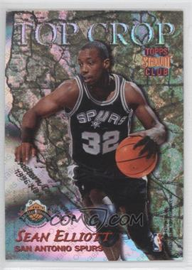 1996-97 Topps Stadium Club Top Crop #TC 4 - Grant Hill, Sean Elliott