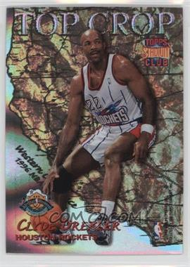 1996-97 Topps Stadium Club Top Crop #TC 8 - Clyde Drexler, Glen Rice
