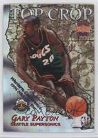 Gary Payton, Michael Jordan