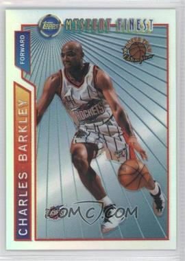1996-97 Topps Super Team Champions NBA Finals Refractor #M21 - Charles Barkley