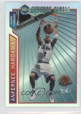 1996-97 Topps Super Team Champions NBA Finals Refractor #M3 - Anfernee Hardaway