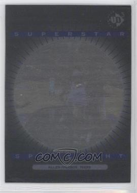 1996-97 UD3 - Superstar Spotlight #S8 - Allen Iverson