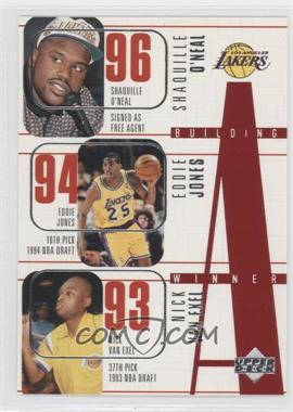 1996-97 Upper Deck - [Base] #148 - Los Angeles Lakers Team