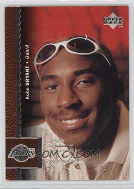 1996-97 Upper Deck - [Base] #58 - Kobe Bryant