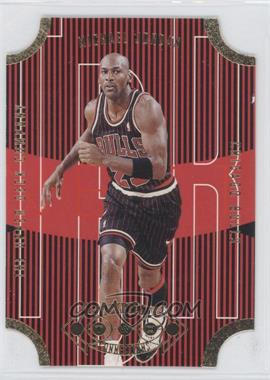 1996-97 Upper Deck - Fast Break Connections #FB23 - Michael Jordan