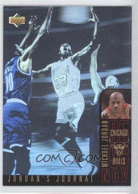 1996-97 Upper Deck Collector's Choice International [???] #J1 - Michael Jordan