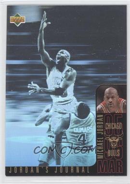 1996-97 Upper Deck Collector's Choice International [???] #J5 - Michael Jordan