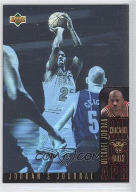 1996-97 Upper Deck Collector's Choice International [???] #J6 - Michael Jordan