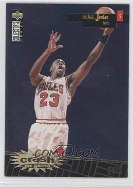 1996-97 Upper Deck Collector's Choice Prize You Crash the Game Series 1 Gold #R30 - Michael Jordan