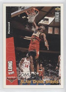 1996-97 Upper Deck Collector's Choice Slam Dunk Series #1 - Grant Long