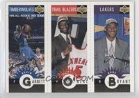 Kevin Garnett, Jermaine O'Neal, Kobe Bryant