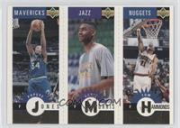 Popeye Jones, Chris Morris, Tom Hammonds
