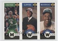 Greg Minor, Lorenzen Wright, Samaki Walker