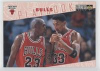 Chicago Bulls Team (Michael Jordan, Scottie Pippen)