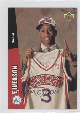 1996-97 Upper Deck Folz Vending Machine Minis #26 - Allen Iverson