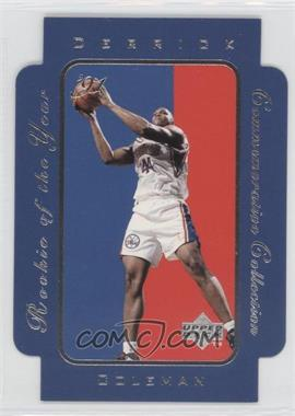 1996-97 Upper Deck Rookie of the Year Commemorative Collection #RC7 - Derrick Coleman