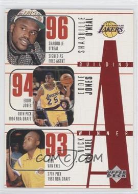 1996-97 Upper Deck #148 - Los Angeles Lakers Team