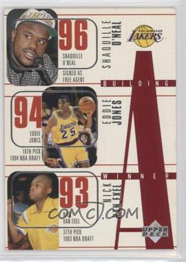 1996-97 Upper Deck #148 - Los Angeles Lakers Team