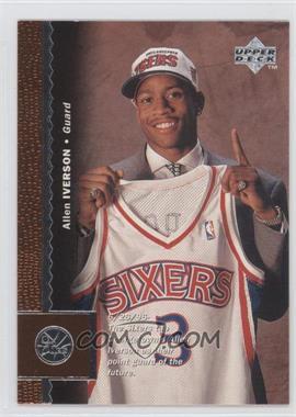 1996-97 Upper Deck #91 - Allen Iverson