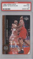 Jerry Stackhouse [PSA 10]