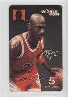 Michael Jordan (dribbling with left hand)