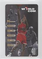 Michael Jordan (40 minutes, triple image)