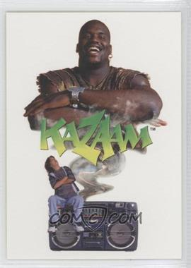 1996 Donruss Kazaam Prototypes #N/A - Shaquille O'Neal