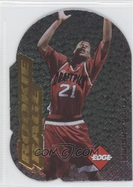 1996 Edge - Rookie Rage - Die-Cut #7 - Marcus Camby