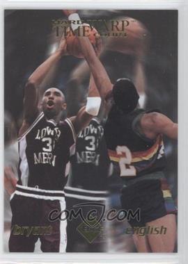 1996 Edge - Time Warp #TW3 - Kobe Bryant, Alex English /12000