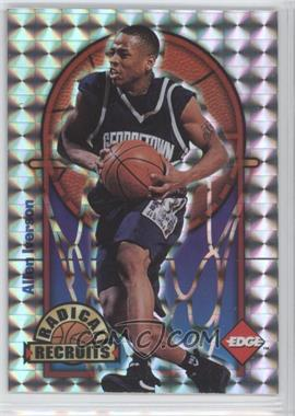 1996 Edge Radical Recruits Holofoil #8 - Allen Iverson /2500