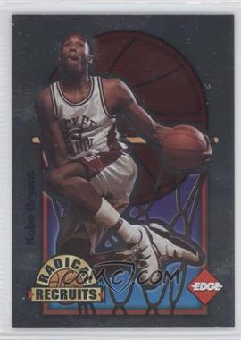 1996 Edge Radical Recruits #3 - Kobe Bryant /6750