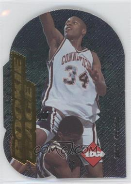 1996 Edge Rookie Rage Die-Cut #2 - Ray Allen