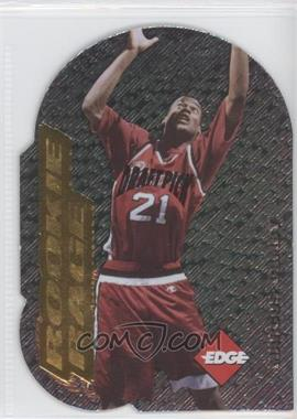 1996 Edge Rookie Rage Die-Cut #7 - Marcus Camby