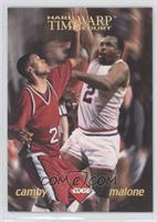 Marcus Camby, Moses Malone /2500