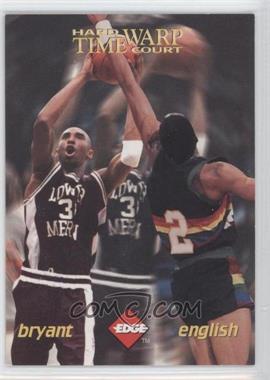 1996 Edge Time Warp #TW3 - Kobe Bryant, Alex English /12000