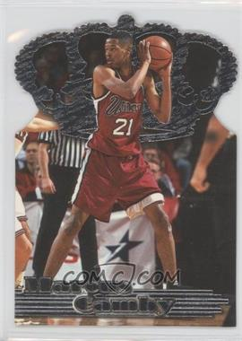 1996 Pacific Power Prism - Platinum Crown Die Cuts #PC-2 - Marcus Camby