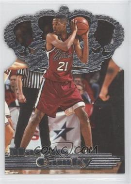 1996 Pacific Power Prism Platinum Crown Die Cuts #PC-2 - Marcus Camby