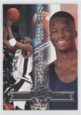 1996 Press Pass - [Base] - Swisssh #44 - Kobe Bryant, Jermaine O'Neal