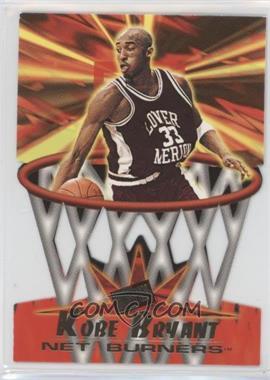 1996 Press Pass - Net Burners #NB13 - Kobe Bryant