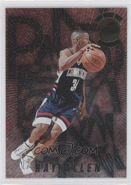 1996 Press Pass - Pandemonium #PM2 - Ray Allen