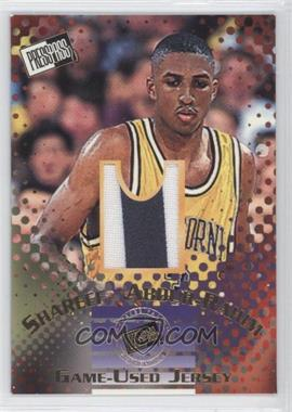 1996 Press Pass Game-Used Jersey #J4 - Shareef Abdur-Rahim