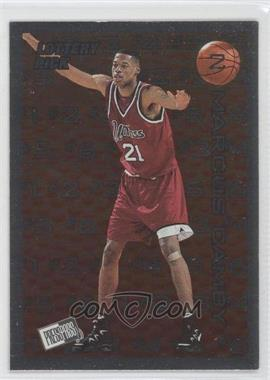 1996 Press Pass Lottery Pick #L2 - Marcus Camby