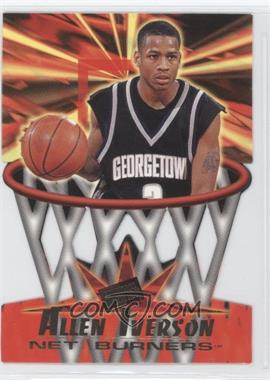 1996 Press Pass Net Burners #NB1 - Allen Iverson