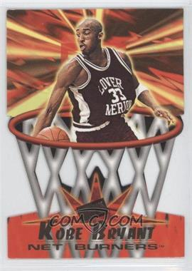 1996 Press Pass Net Burners #NB13 - Kobe Bryant