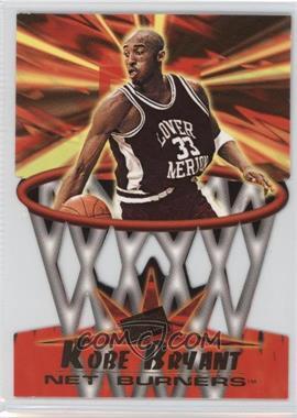 1996 Press Pass Net Burners #NB13 - Kobe Bryant