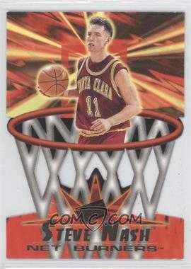 1996 Press Pass Net Burners #NB14 - Steve Nash